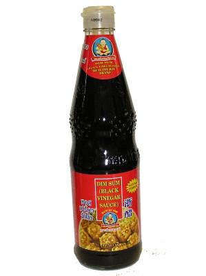 Dim Sum (Black Vinegar) Dipping Sauce 700ml - HEALTHY BOY