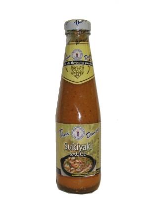 Sukiyaki Sauce (Thai Style) 300ml - THAI DANCER