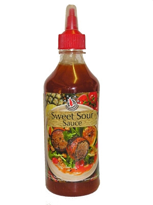 Thai-style (with Chilli) Sweet & Sour Sauce - FLYING GOOSE