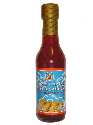 Sweet & Sour Sauce - HEALTHY BOY