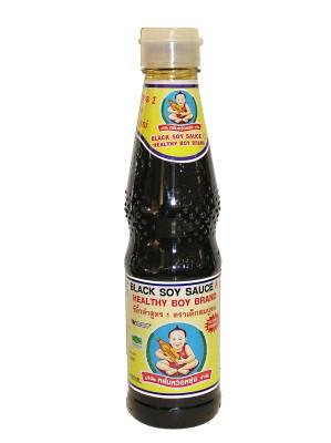 Black Soy Sauce (formula A) 300ml - HEALTHY BOY