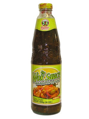 !!!!Wok Sauce!!!! Thai Hot Basil Stir-Fry Sauce 730ml - PANTAI