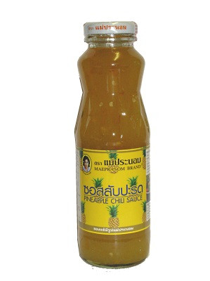 Pineapple Chilli Sauce 300ml - MAE PRANOM