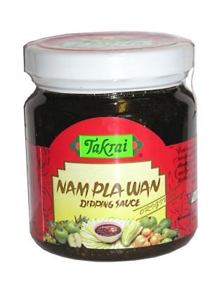 Nam Pla Wan Dipping Sauce - Original - TAKRAI