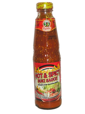 Hot & Spicy Suki Sauce - PANTAI
