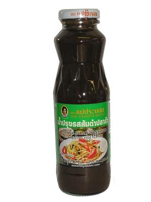 Papaya Salad Dressing - Fermented Fish Flavour - MAE PRANOM