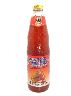 Sweetened Chilli Sauce for Spring Roll 730ml - PANTAI