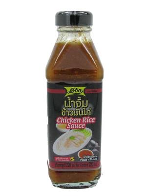 Chicken Rice Sauce - LOBO