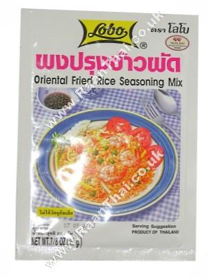 Oriental Fried Rice Seasoning Mix - LOBO