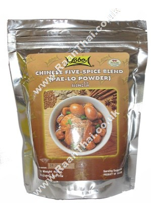 Chinese Five-Spice Blend 400g - LOBO