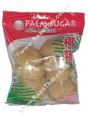 Palm Sugar Blocks - XO