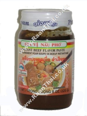 Soup Base - Beef Flavour - POR KWAN