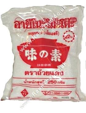 Monosodium Glutamate 250g - AJINOMOTO
