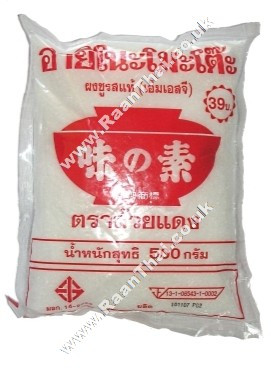 Monosodium Glutamate 500g - AJINOMOTO