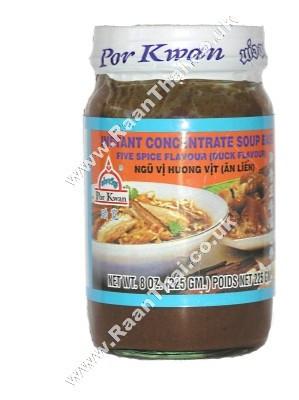 Soup Base - Five-Spice Duck Flavour - POR KWAN