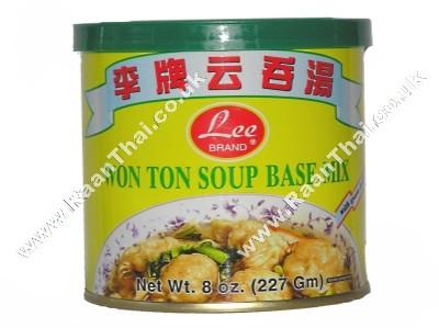 Won Ton Soup Base Mix 227g - LEE