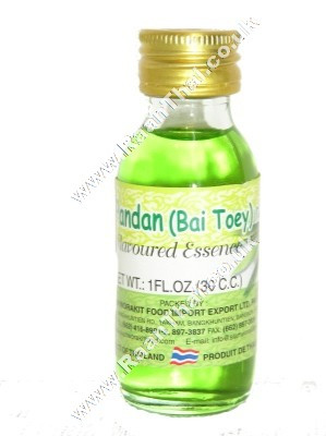 Pandan (!!!!Bai Toey!!!!) Flavoured Essence - DOUBLE SEAHORSE