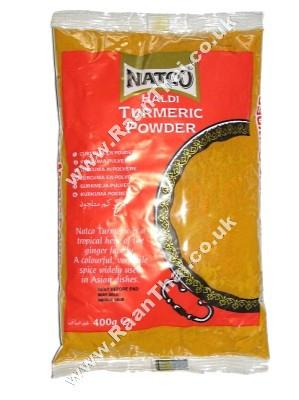 Turmeric Powder 400g - NATCO