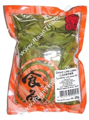 Dried Kaffir Lime Leaves - CHANG