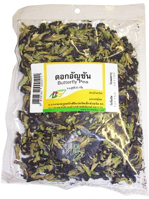 Dried Butterfly Pea (!!!!Dok Anchan!!!!) 100g