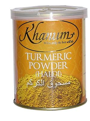 Turmeric Powder 100g (tin) - KHANUM
