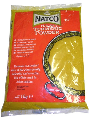 Turmeric Powder 1kg - NATCO