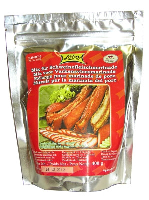 Roast Red Pork Seasoning Mix 400g - LOBO