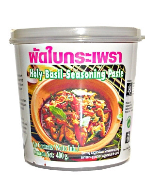 Holy Basil Seasoning Paste 400g - LOBO