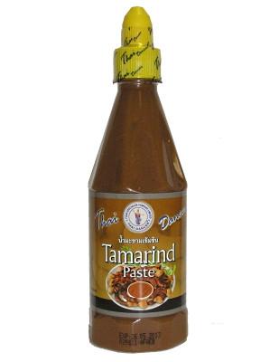 Tamarind Paste 435ml (squeezy bottle) - THAI DANCER
