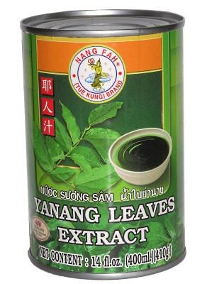 Yanang Leaves Extract - NANG FAH
