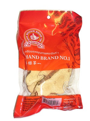 Dried Galangal - NGUEN SOON