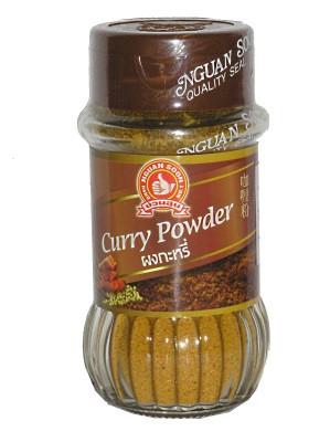 Thai Curry Powder (jar) - NGUEN SOON