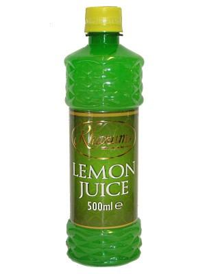 Lemon Juice 500ml - KHANUM