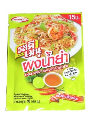 !!!!ROS DEE Menu !!!!- Thai Spicy Salad Powder - AJINOMOTO