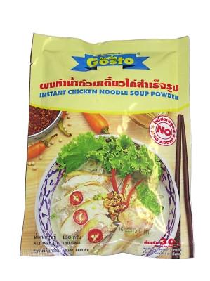Instant Chicken Noodle Soup Powder 150g - GOSTO