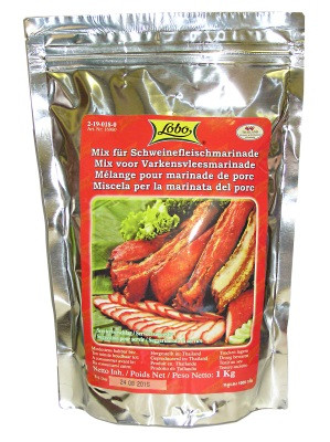 Roast Red Pork Seasoning Mix 1kg - LOBO