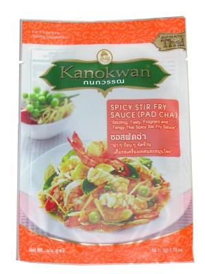 Pad Cha Stir-fry Sauce - KANOKWAN