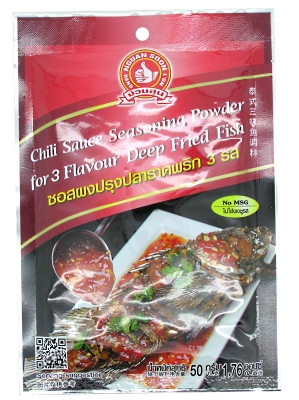 Chilli Sauce Seasoning Powder for 3-Flavour Deep Fried Fish - NGUEN SOON