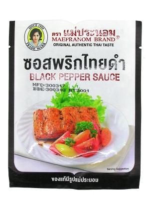 Black Pepper Sauce 50g - MAE PRANOM