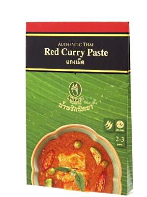 Red Curry Paste 50g - NITTAYA