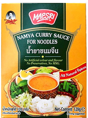 Namya Curry Sauce 120g - MAE SRI