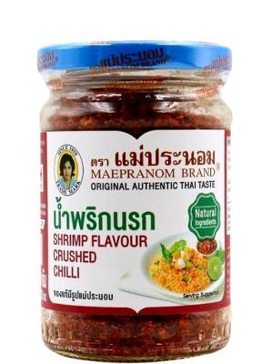 Shrimp Flavour Crushed Chilli 134g - MAE PRANOM