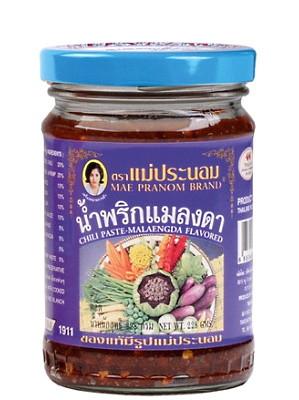 Chilli Paste Malaengda Flavour - MAE PRANOM