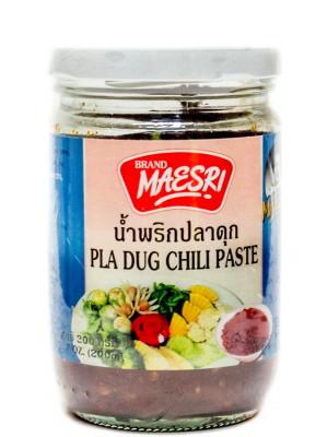 Chilli Paste - Pla Dug - MAE SRI