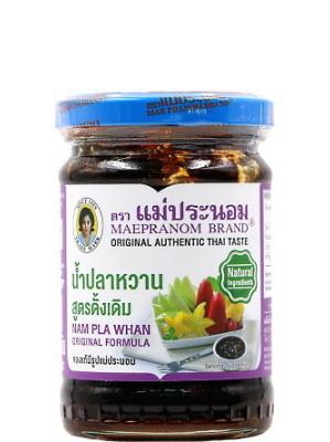 Spicy Dip for Fruit (Nam Pla Wan) - MAE PRANOM