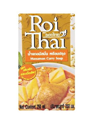 Massaman Curry Sauce 500ml - ROI THAI