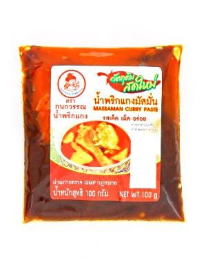 Massaman Curry Paste 100g – KANOKWAN