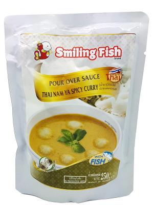 Thai Spicy Nam Ya Curry Sauce – SMILING FISH