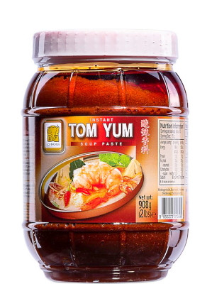 Instant Tom Yum Soup Paste 908g – CHANG