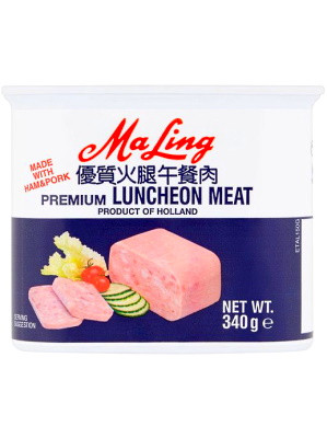 Premium Luncheon Meat - MA LING